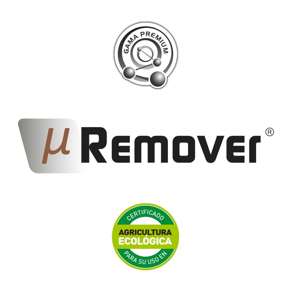 µ Remover