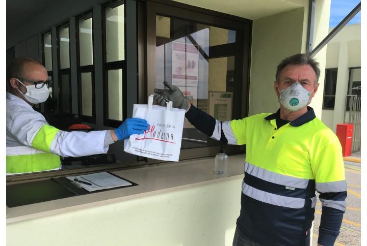 SIPCAM hace frente al coronavirus con sus acciones de RSC