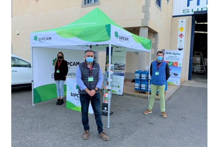 SIPCAM Iberia estrena el Tour de Bioprotección