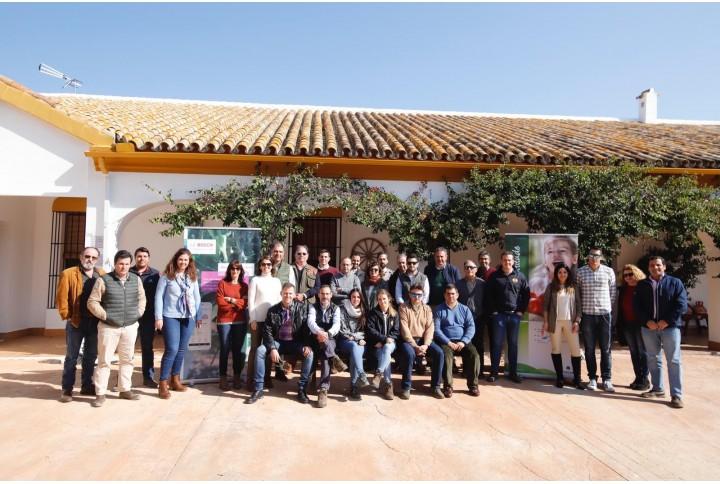 """Organizamos """"El Olivar, riego eficiente y estrés"""" con Bosch"""